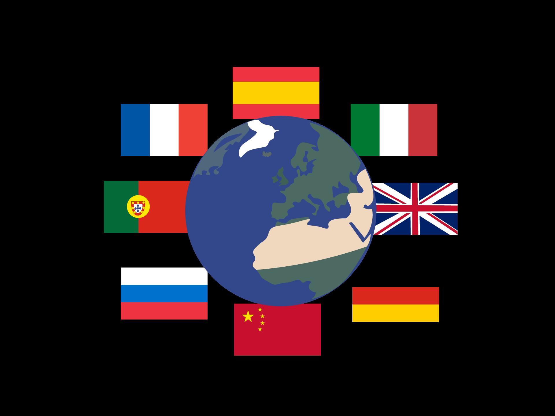 Servicios aMc Traducción a varios idiomas